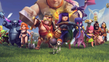 All Troops in Clash of Clans