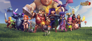 All Clash of Clans Troops