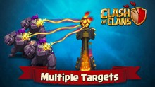 Inferno Tower Single Target Multi Target Clash of Clans