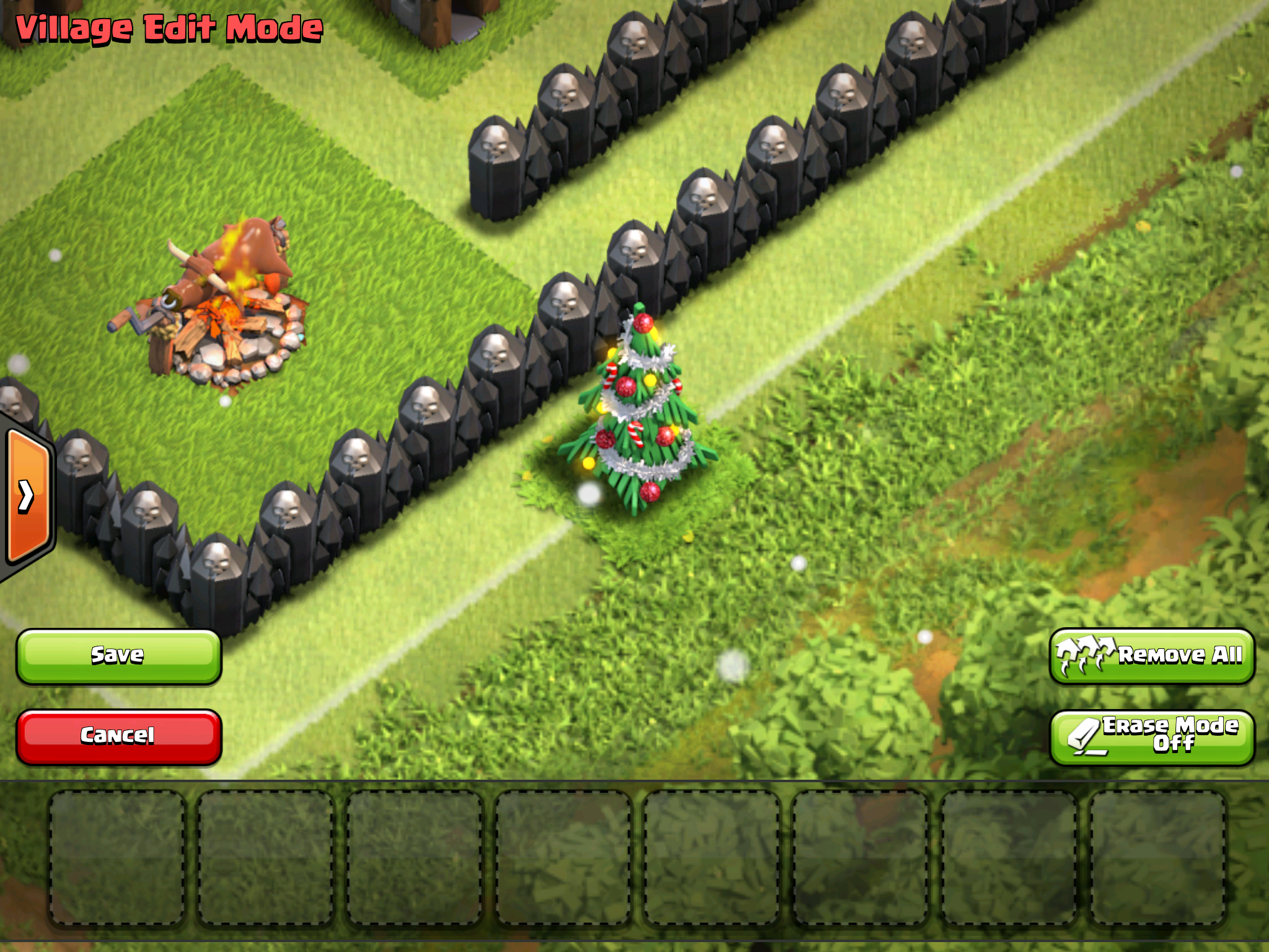 How To Get A Christmas Tree In Clash Of Clans Clash For Dummies
