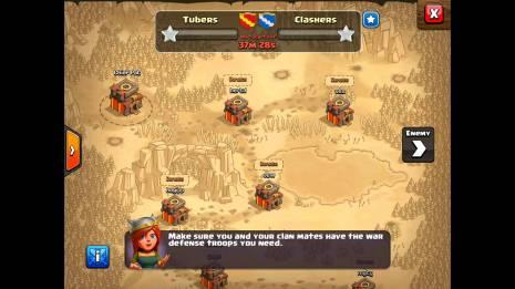 Clan War Intro