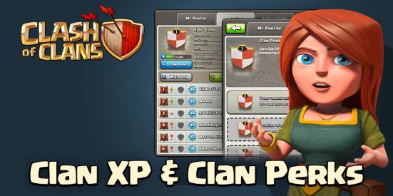 Clan XP