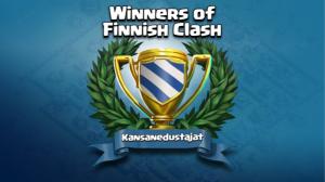 Winners of Finnish Clash