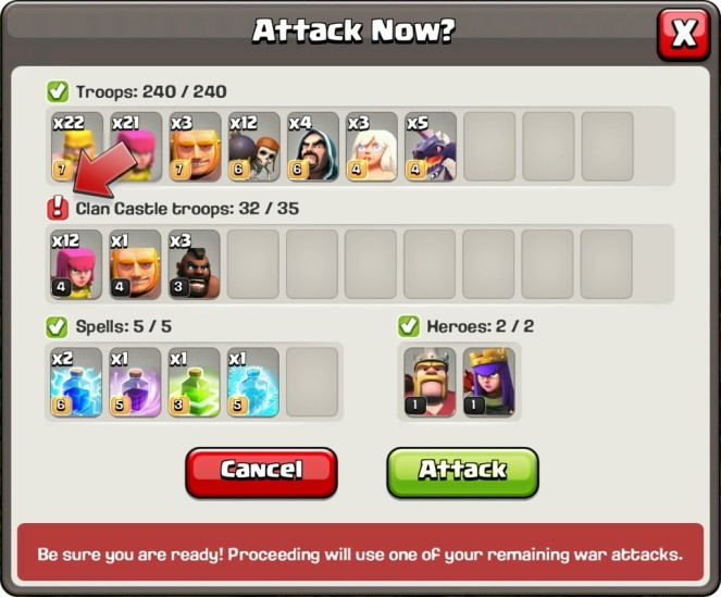 Clash of Clans Hack iMod April Update