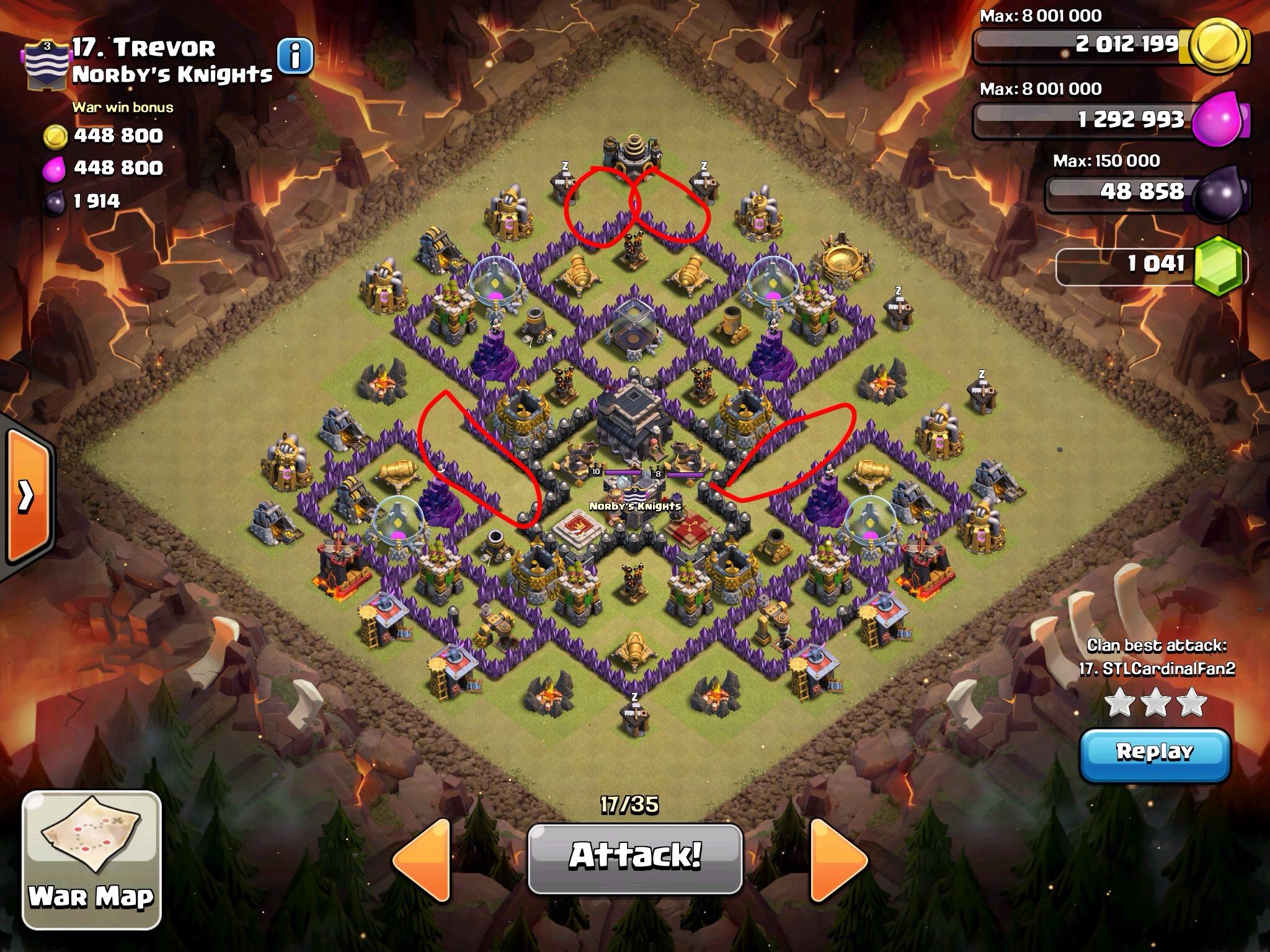 Preparation Day- Clan Wars