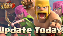 May Update Clash of Clans