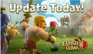 Update in Clash of Clans | April Update