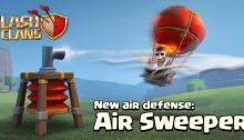 Air Sweeper Sneak Peek April Update