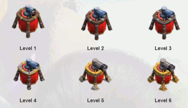 Air Sweeper April Update 2015 Clash of Clans