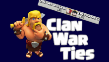 Clash of Clans Clan War Ties