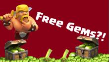 Clash of Clans Free Gems Hack Glitch