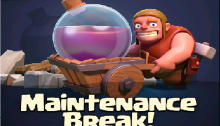 Clash of Clans Maintenance Break May 2015