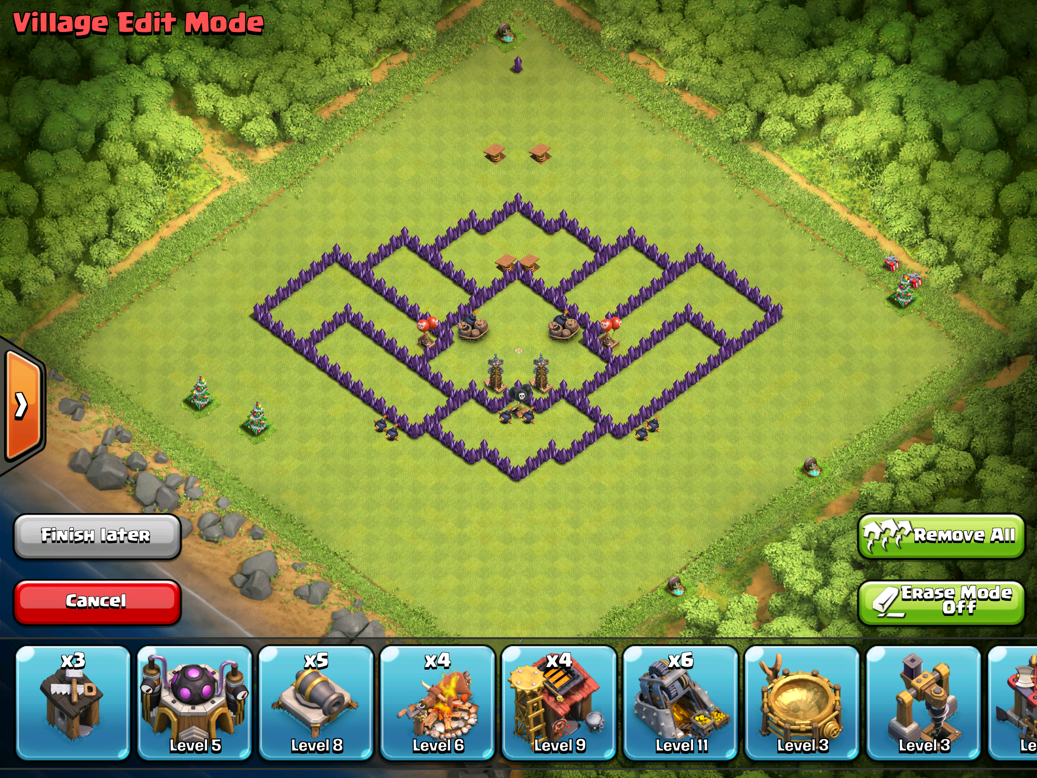 Th7 Pushing Base The Jackknife Clash For Dummies