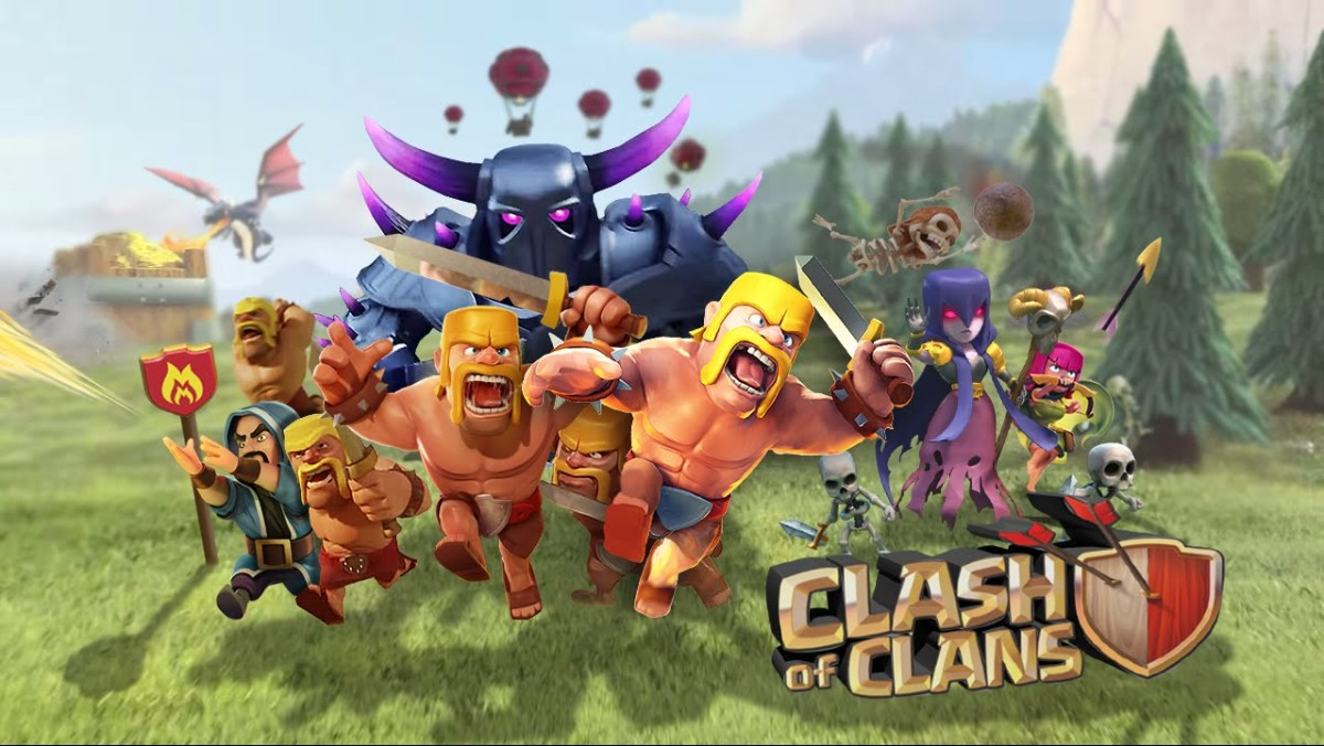 10 Clash Of Clans Wallpapers For Clashers Clash For Dummies