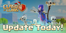 Clash of Clans December 2016 Update Leaked
