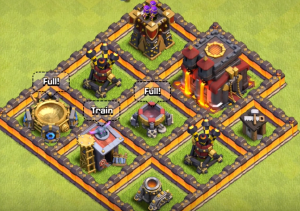 Clash of Clans September 2015 NEW Update New Level 11 Walls
