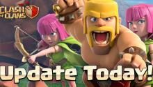 Clash of Clans March 2018 Update