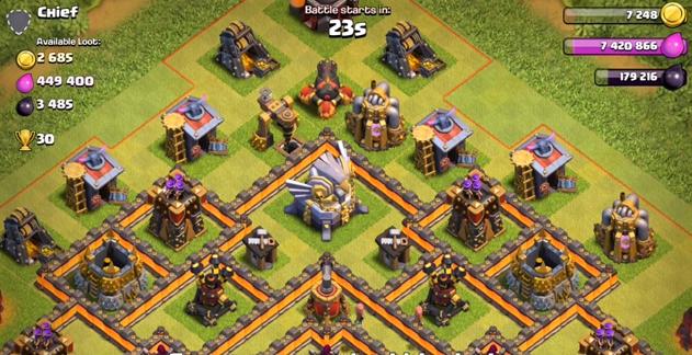 New Defense in Village