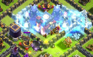 Town Hall Loot Clash of Clans