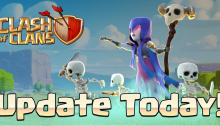 Clash Royale September 2016 Update