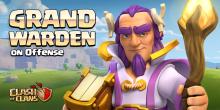 Grand Warden New Hero TH11