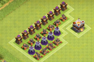 New Defenses Town Hall 11
