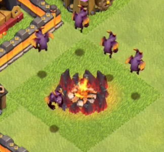 New Level 7 Minions Town Hall 11