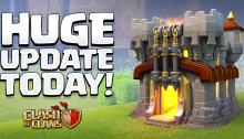 Town Hall 11 Update 2015 Clash of Clans