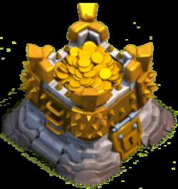 Level 12 Gold Storage