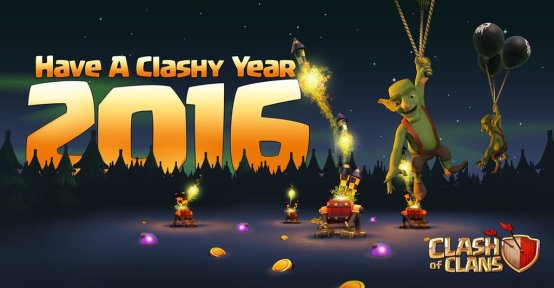 Clash of Clans New Updates 2016