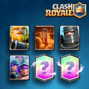 6 New Troops Clash Royale
