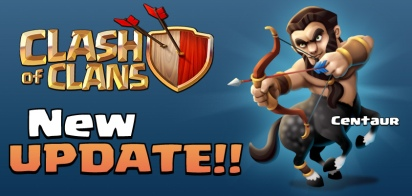 Centaur New Dark Troop Clash of Clans