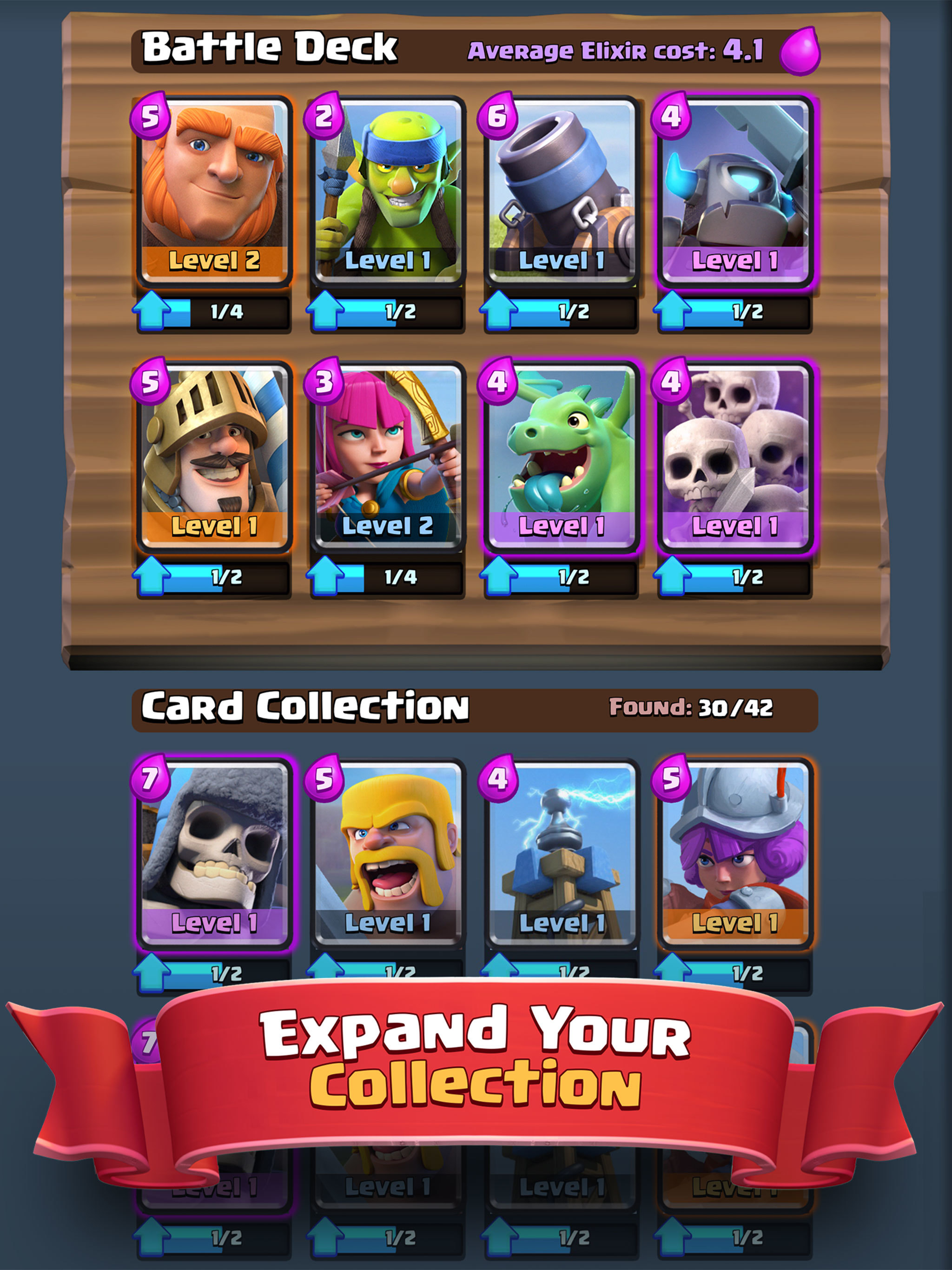 clash royale the latest clash of clans game clash for dummies. Black Bedroom Furniture Sets. Home Design Ideas