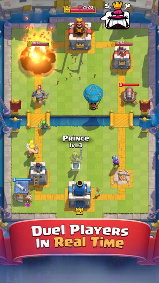 Clash Royale Duel
