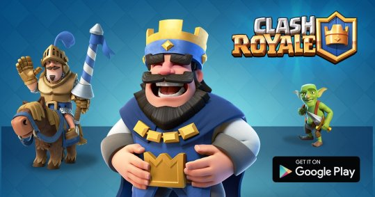 Clash Royale Google Play