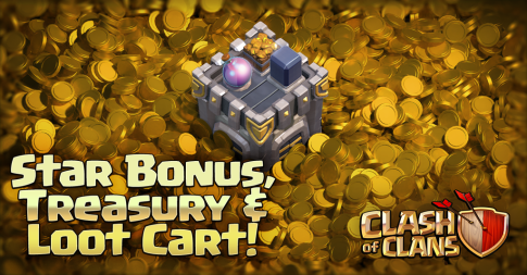 Clash of Clans Treasury