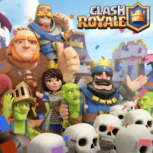 Clash Royale Global Release