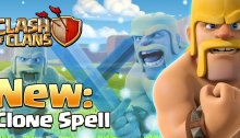 Clone Spell May Update Clash of Clans