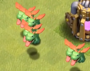 Baby  Dragon 2016 Clash of Clans