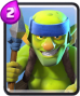Spear Goblins Clash of Clans