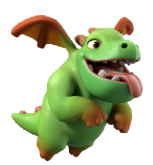 Baby Dragon Clash of Clans