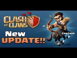 New Troop Centaur Clash of Clans