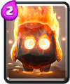 Fire Spirits Clash Royale