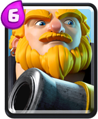 New Troop Royal Giant Clash of Clans