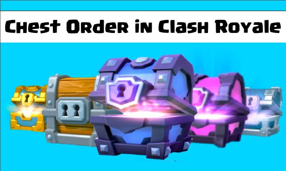 Chest Order Clash Royale