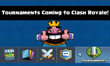 Clash Royale Tournaments