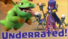 Underrated Troops in Clash of Clans