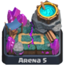 Arena 5 Spell Valley