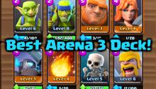 Best Arena 3 Deck