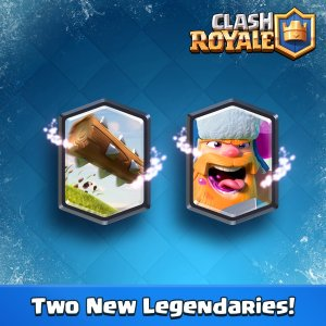 Log Lumberjack Legendaries